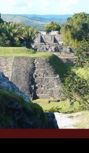 Maya-Temple